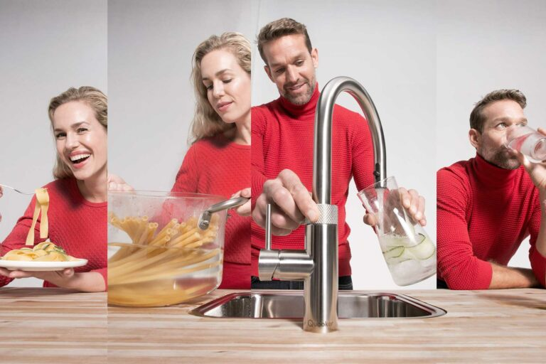 Quooker Wasserhahn - Titelbild